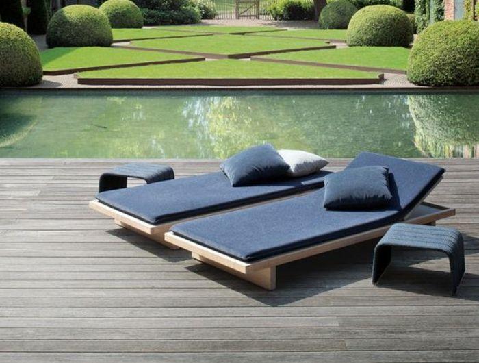 1001 id es d 39 am nagement d 39 un entourage de piscine piscine et deco jardins mobilier jardin - Entourage piscine design ...
