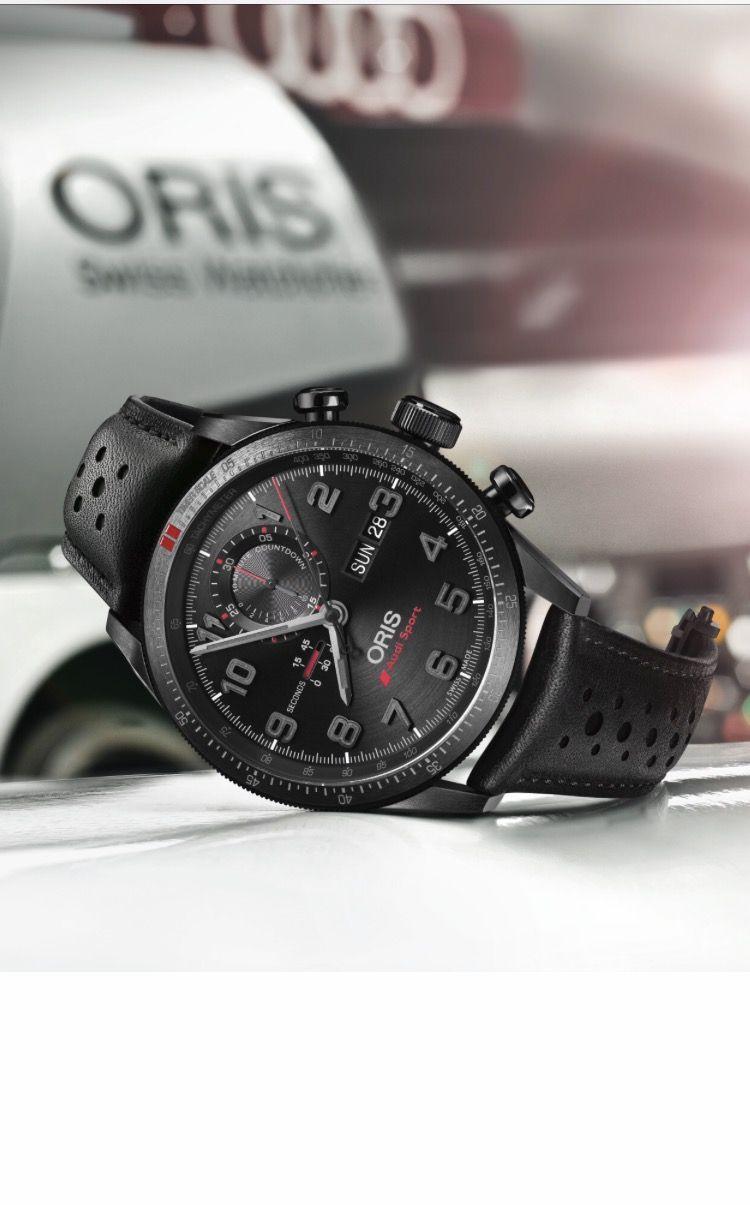 Oris Audi Sport Limited Edition II Available on : Www.bangslove.com