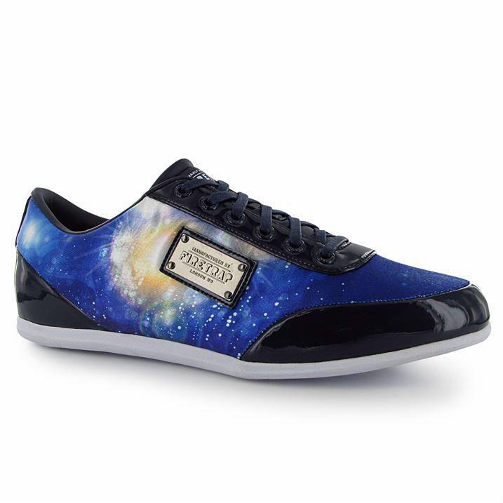 Mens Firetrap Navy Blue Galaxy Dr