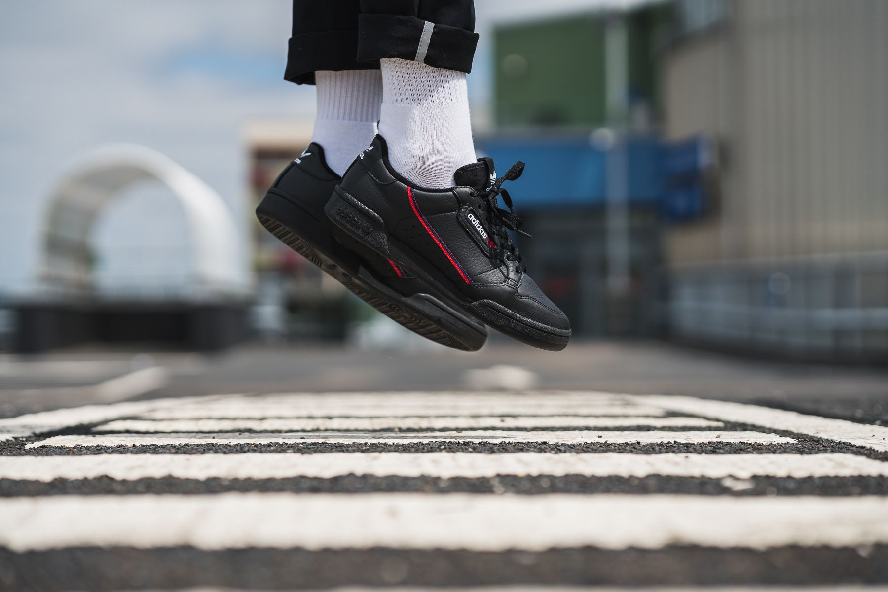 the best attitude 18944 58988 On-Foot adidas Continental 80 - EU Kicks Sneaker Magazine