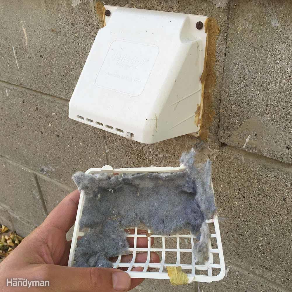 10 Vital Home Maintenance Tasks You Ll Regret If You Forget With Images Home Maintenance Clean Dryer Vent Home Maintenance Checklist