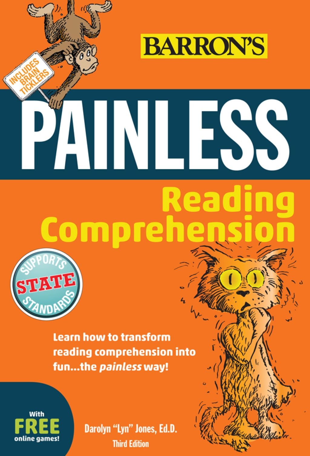 Painless Reading Comprehension Ebook In