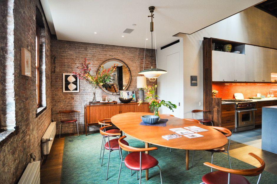 Penthouse Envy Touring Manhattans Stylish Lofts Lofts