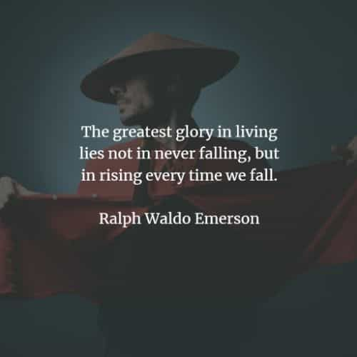 49 Famous quotes and sayings by Ralph Waldo Emerson