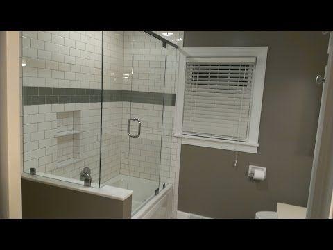 Cómo Remodelar Un Baño  Youtube  Manualidades  Pinterest Inspiration Youtube Bathroom Remodel 2018