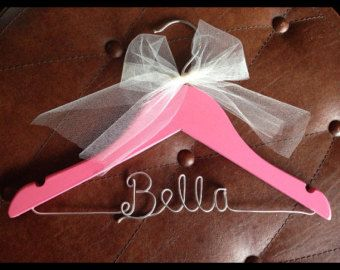 4 Diy Wedding Hanger Custom Wedding Hanger Personalized Hanger