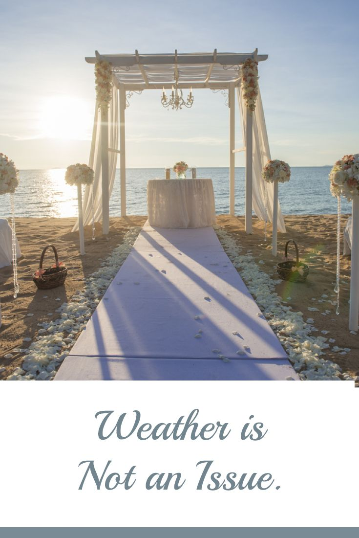 Weather Is Not An Issue Beachwedding Rehoboth Beach Beach Wedding Bethany Beach