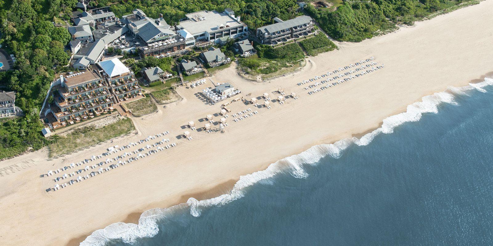 Beach Resorts Montauk New York