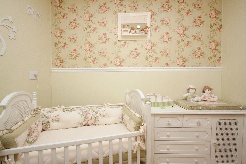 Quarto De Bebe Rosa E Marrom Pesquisa Google Beb Pinterest  ~ Papel De Parede Para Quarto De Bebe Rosa E Marrom