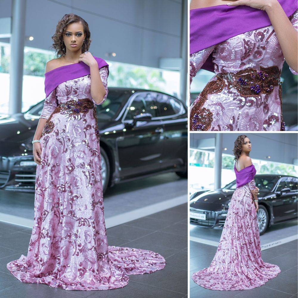 Nigerian Wedding Dress Designs: Ejiro Amos Tafiri The Madame Collection