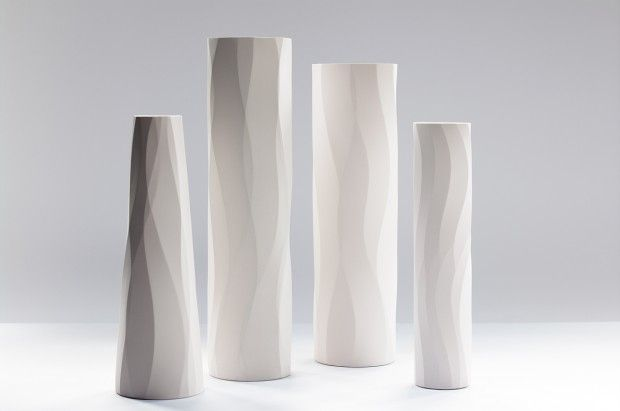 Keith Varney Sculptural vessels