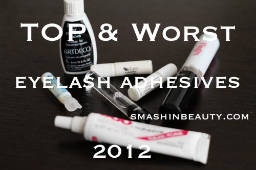 cbc2fc4ea76 BEST & WORST Fake eyelash adhesives / False Eyelash adhesive / faux eyelash  glue (Best Blush Stick)