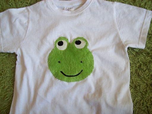 T-Shirt Frosch