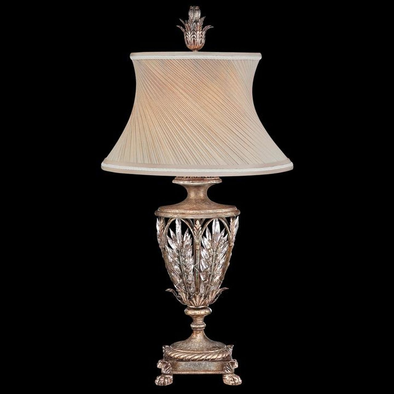 Winter Palace 33 Inch Table Lamp By Fine Art Lamps Crystal Table Lamps Fine Art Lamps Crystal Lamp