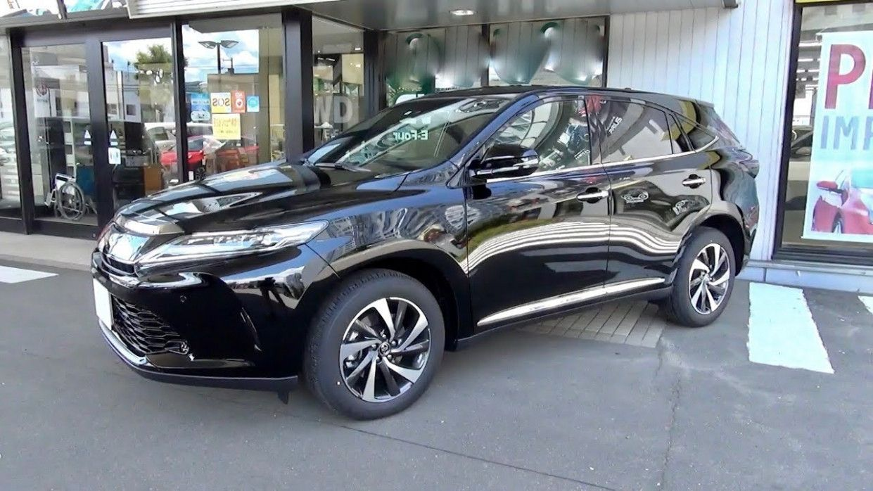 This Is Why Toyota Harrier 2020 Is So With Images Toyota