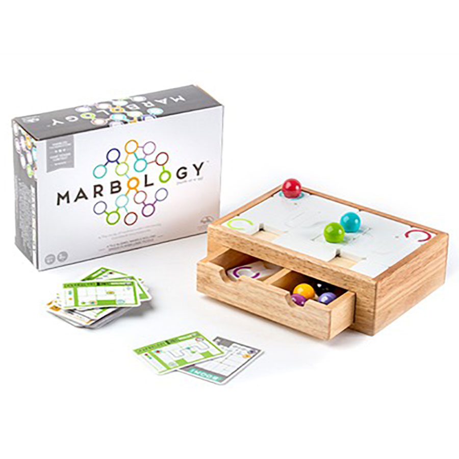 Marbles Marbology Best Brainteasers For Ages 8 To 12 Cool Toys Toys Card Challenges