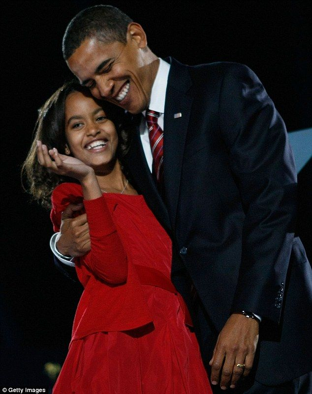 Happy Sweet 16, Malia Obama! A look back at the First