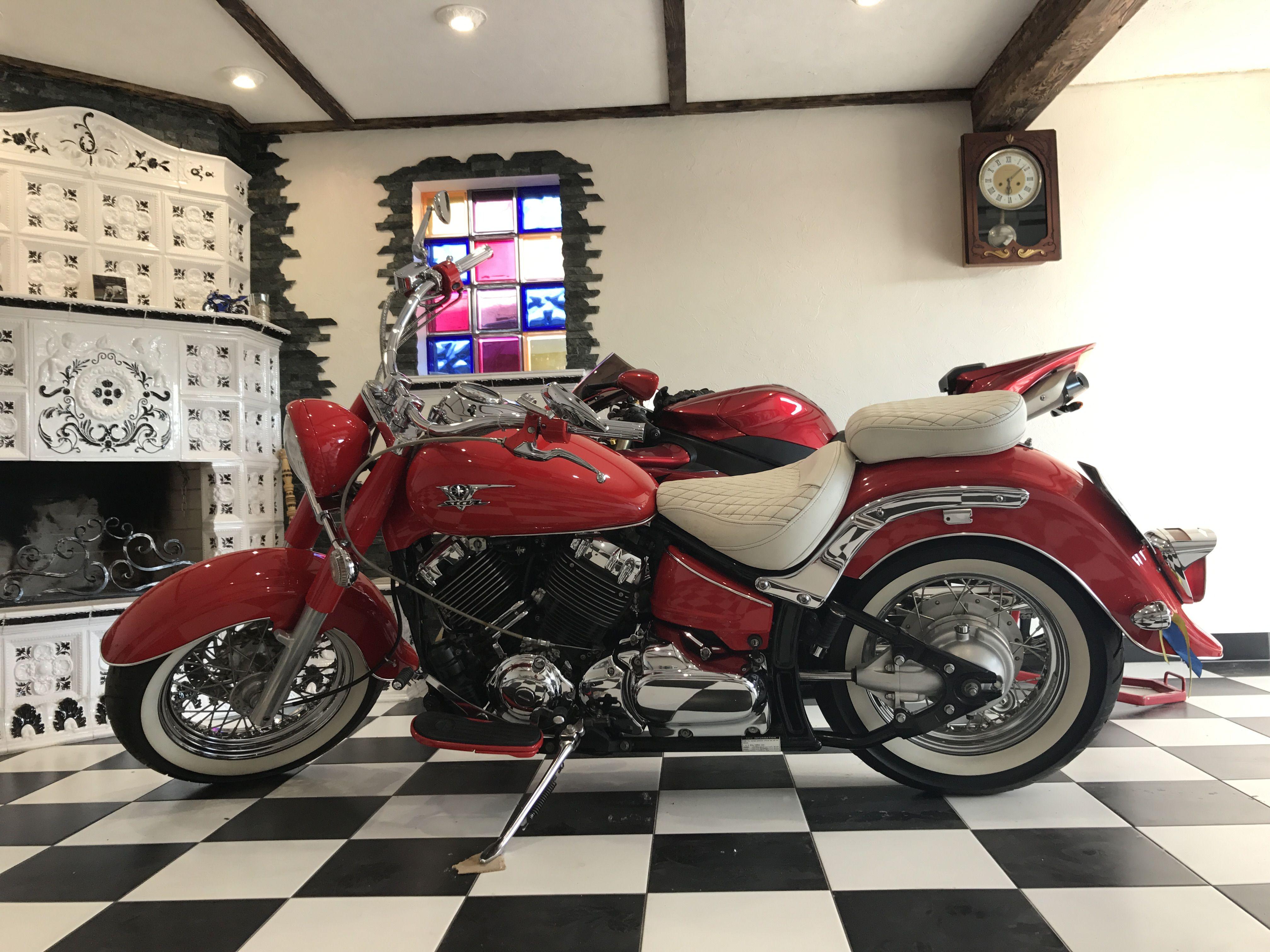 Motorcycle Yamaha Drag Star - choose your dream