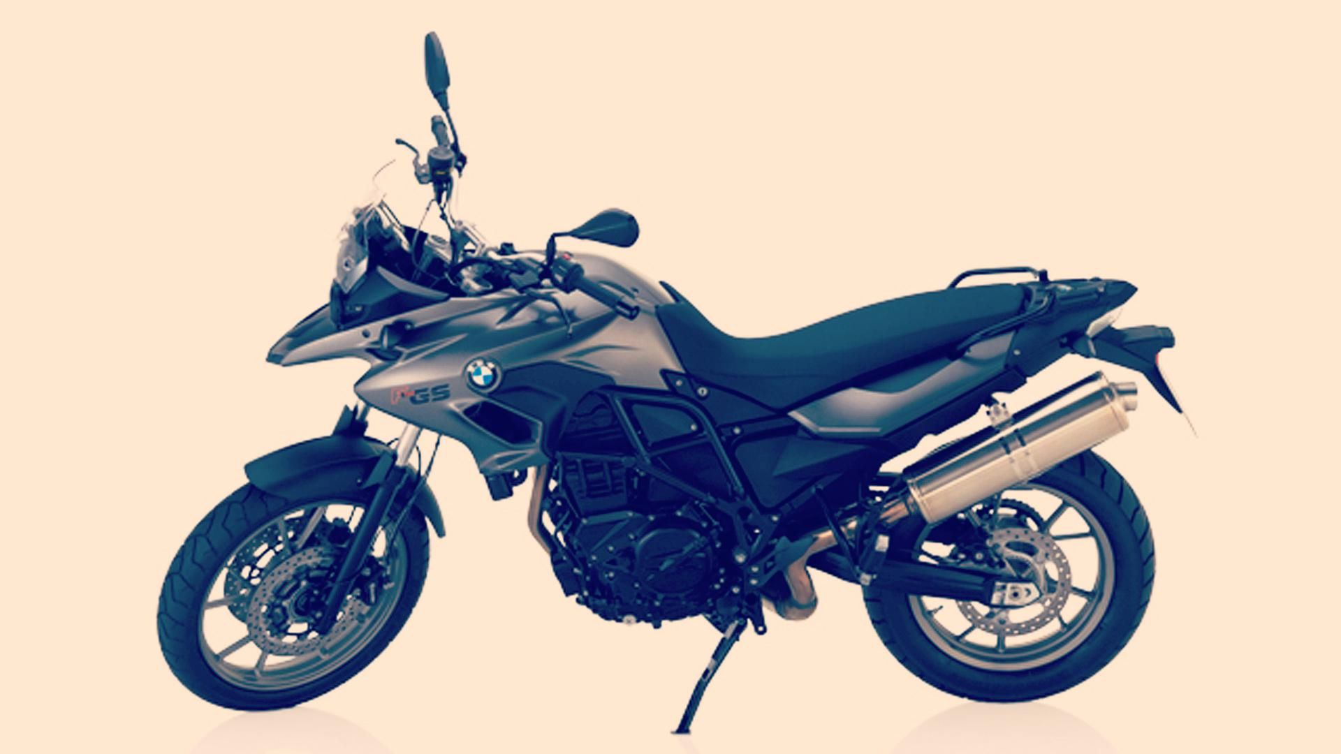 Wallpapers 2014 BMW F 700 GS ABS Features