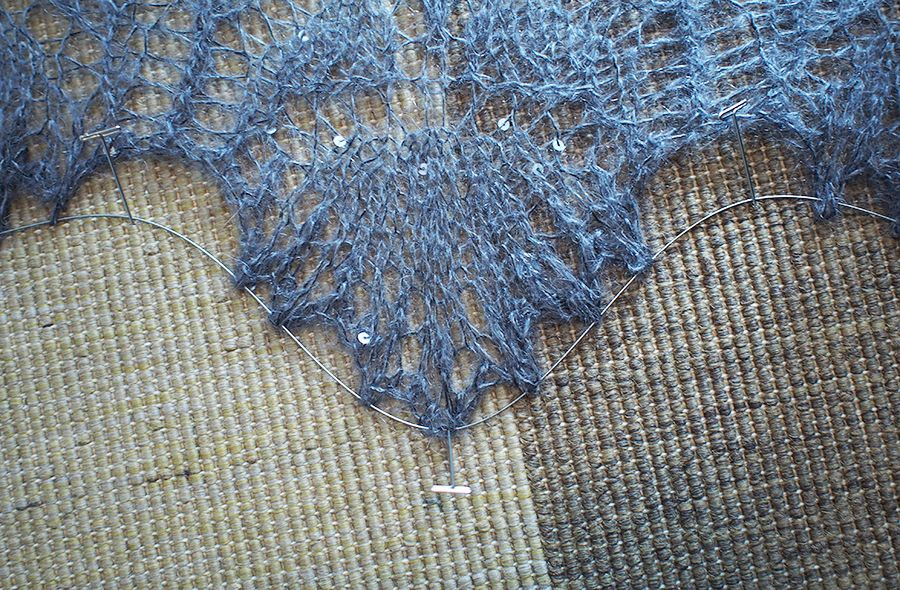Flexible Blocking Wires. Dayana Knits: I Take It All Back -- I Love ...
