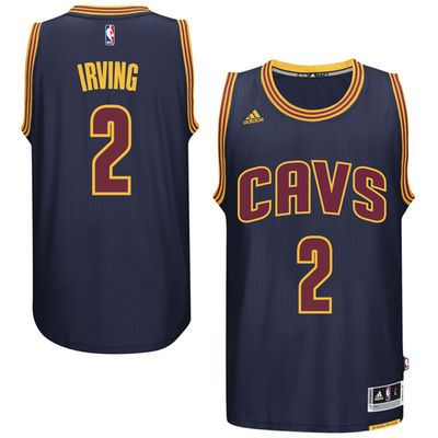 release date: 31d9a dc172 Kyrie Irving Cleveland Cavaliers adidas Player Swingman ...