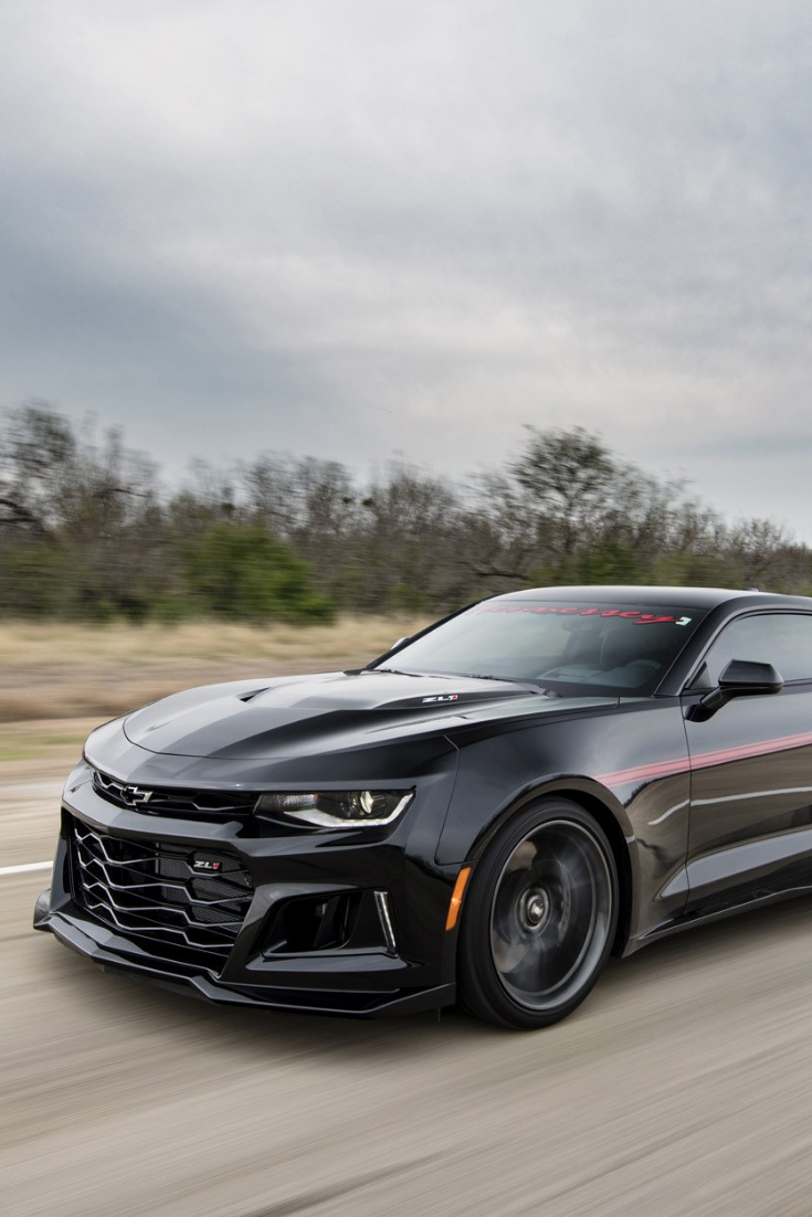 Chevy Camaro Exorcist Hp Specifications Top Speed Price In