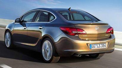 Opel Den Yeni Astra Modeli Opel Astra Tourer