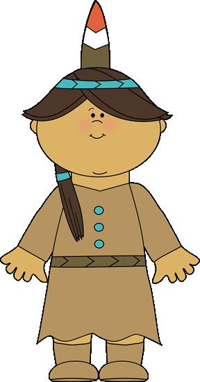 Native American Indian Girl