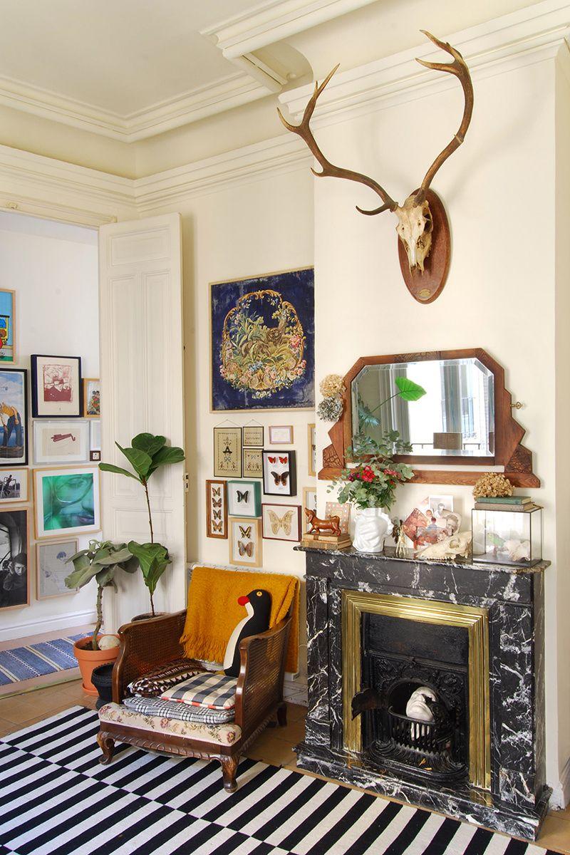 En casa del diseñador de joyas Andrés Gallardo y su marido | Cultura ...