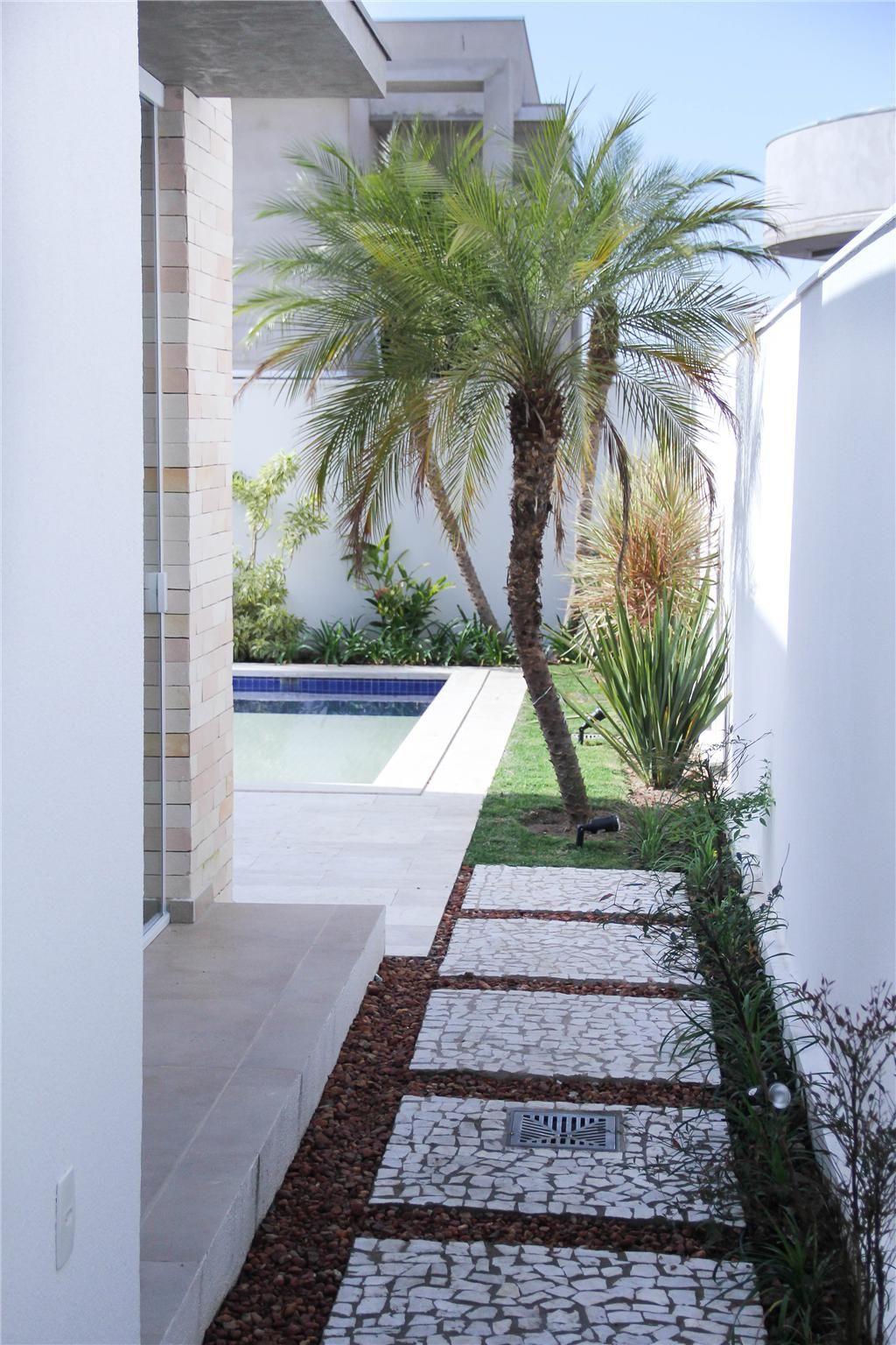 {title} imagens) Quintais laterais, Jardins