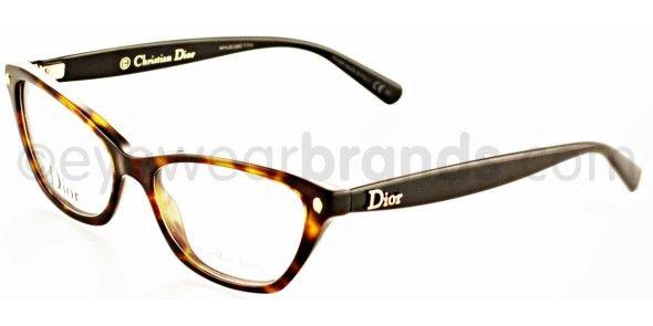 Dior CD 3225 TRD HAVANA Dior Glasses  e896c89df43f9