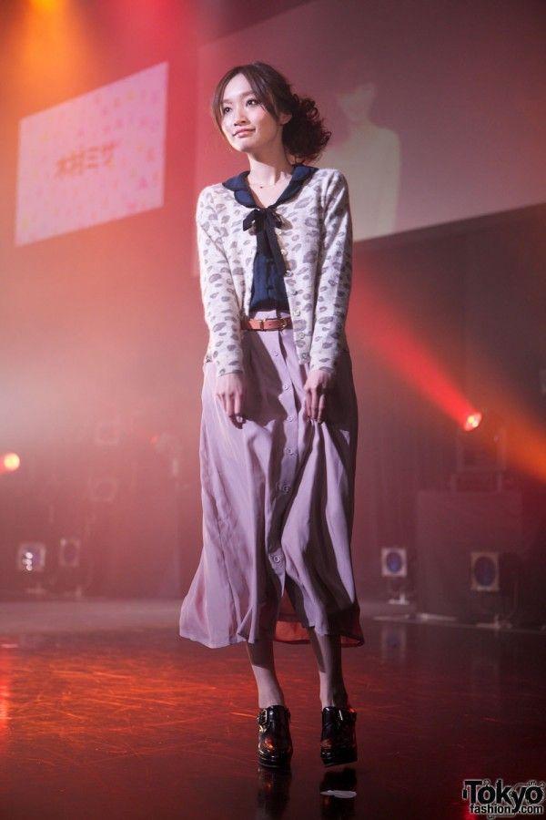 harajuku kawaii fashion show