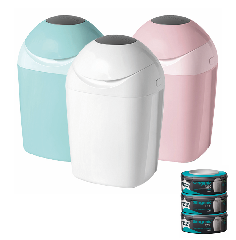 poubelle couche bb recharge de sacs hyginiques de. Black Bedroom Furniture Sets. Home Design Ideas