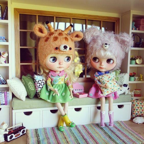 Blythe ブライス人形 ブライス カスタム 人形