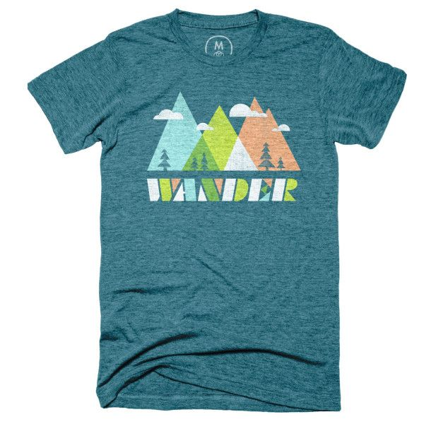 Graphic Tees Designed by You from Cotton Bureau Clothing #teedesign