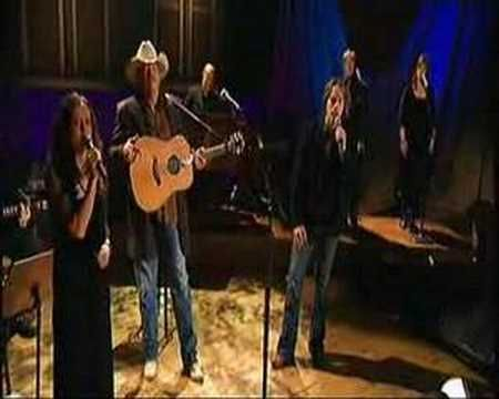Alan Jackson Tis So Sweet To Trust In Jesus Youtube