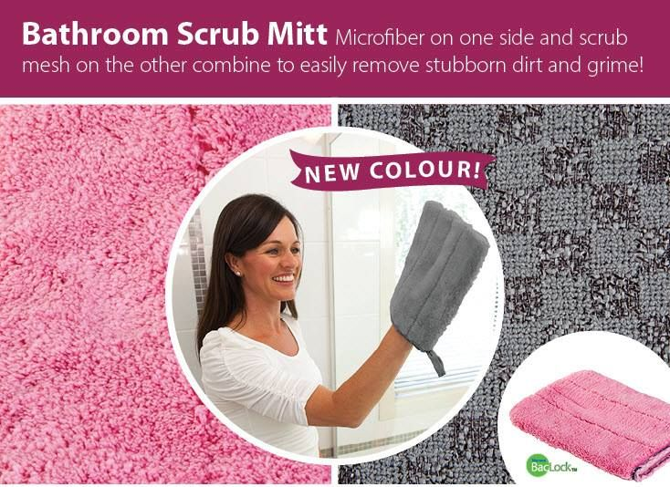 Bathroom scrub mitt using this daily or every other day for How to use norwex bathroom scrub mitt