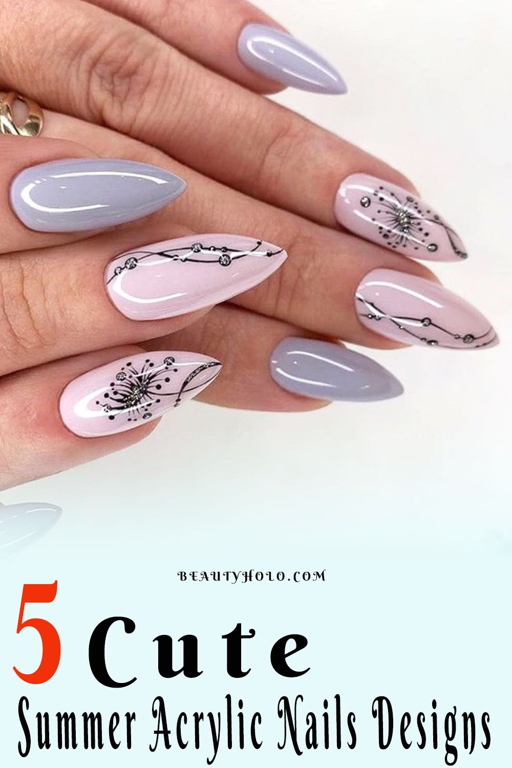 Pin On Simple Nail Designs