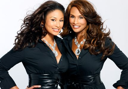 Beverly Johnson Daughter Snag Reality Show On Own Beverly