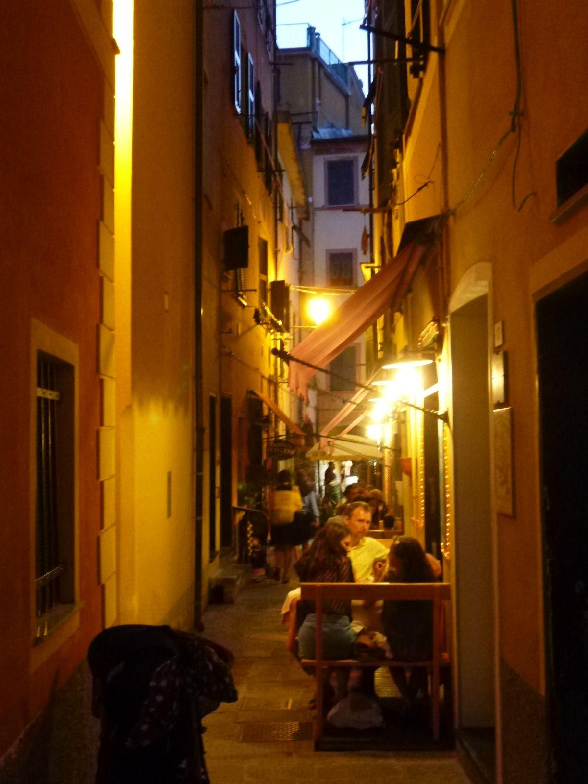 Monterosso al Mare, Liguria Italia (Luglio) Italia