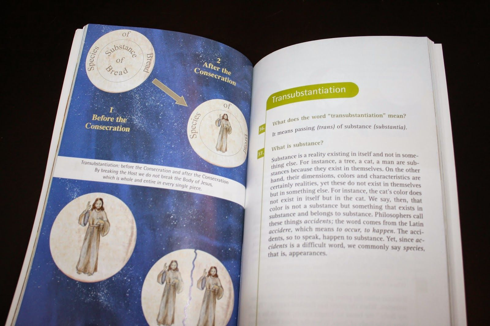8 Interactive First Communion Preparation Lessons Using The Little Catechism On The Eucharist