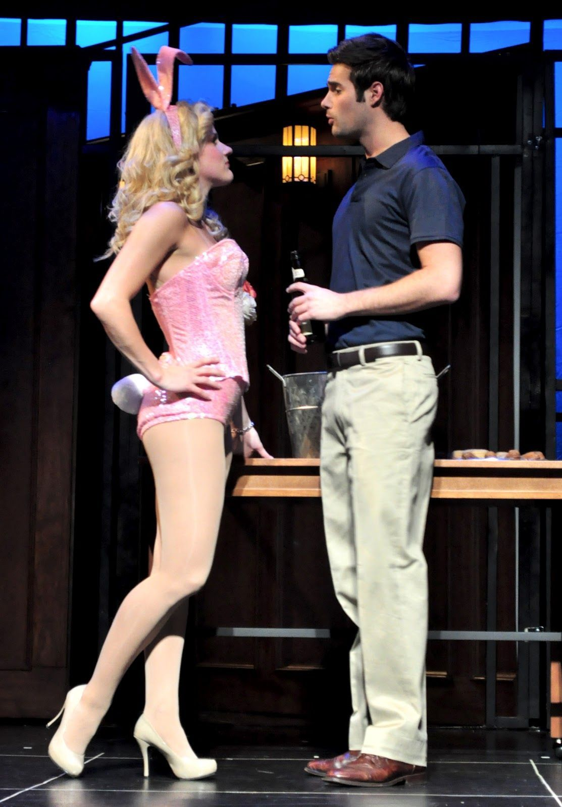 Pin by Act 1 on WARNER in 2020 Legally blonde broadway