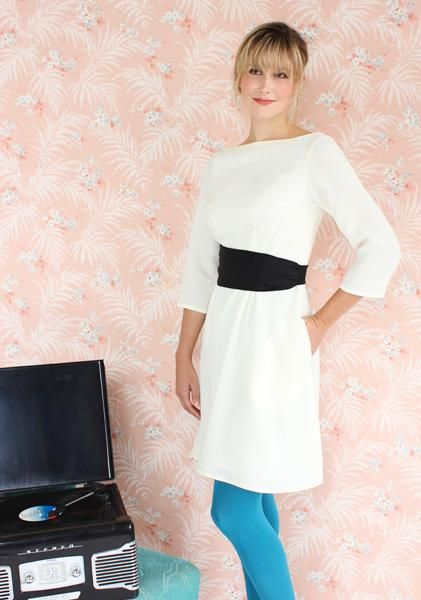 Colette - Peony - Colette Patterns - Dressmaking Patterns - Adults - Patterns and Journals