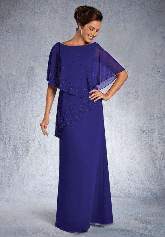 Alfred Angelo Special Occasion 9027 Mother Of The Bride Dress Photo