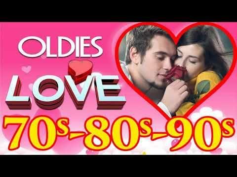 Romantic Oldies Love Songs 70s 80s 90s - Greatest Hits Golden Oldies