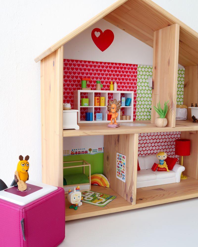 Spielfolie byGraziela für IKEA Puppenhaus FLISAT Ikea