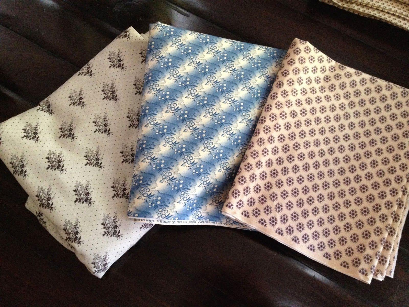Reproduction cotton textiles