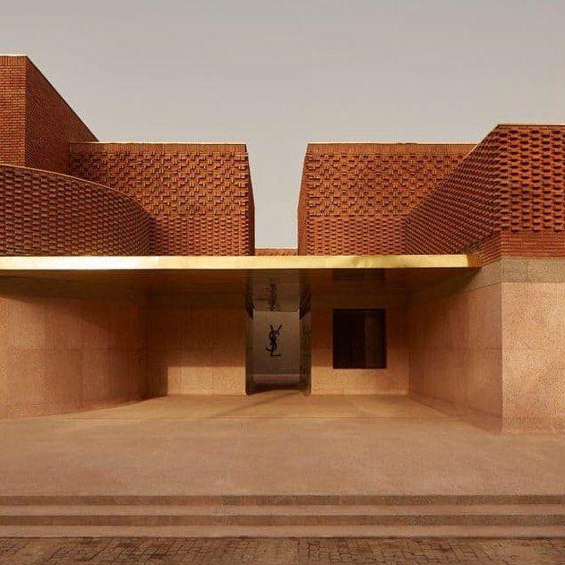 Jardin Yves Saint Laurent Marrakech: Colour Palette Musée Yves Saint Laurent Marrakech Morocco