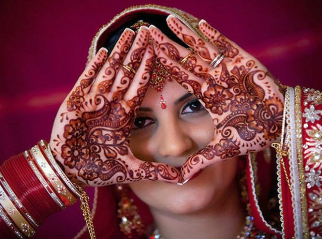 Mehndi Designs 2017 New Style : Indian mehndi designs 2017 for girls new style simple