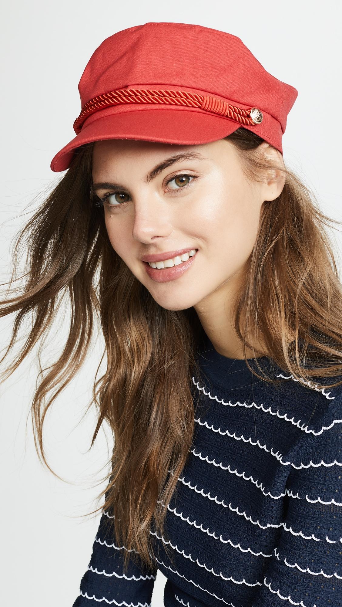 6d9268ee6a5cd Hat Attack Emmy Newsboy Cap